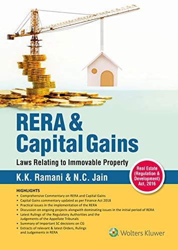 RERA and Capital Gains: Law Relating to Immovable Property