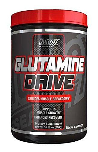 Nutrex - Nutrex Glutamine Drive Black 2,2Lb - 51PtqcwnB%2BL