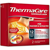 Preisvergleich für ThermaCare THERMACARE Nacken/Schulter Auflagen z.Schmerzlind. - 2 St 01690900