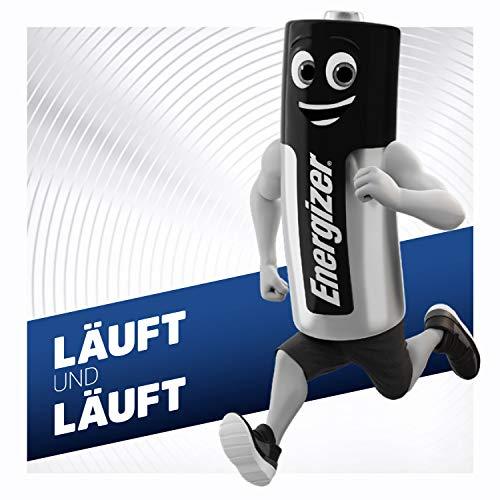 Energizer Batterie Lithium Mignon AA (1,5Volt 4er-Packung) - 8