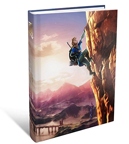 Le guide officiel complet The Legend of Zelda: Breath of the Wild - édition collector