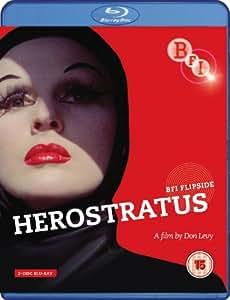 Herostratus and Don Levy Shorts [Blu-ray] [1967] [Region Free]