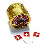 Tete de Moine Reserva ca 800g en toda Pan para Quesos Tete de Moine AOC Suiza Queso de...