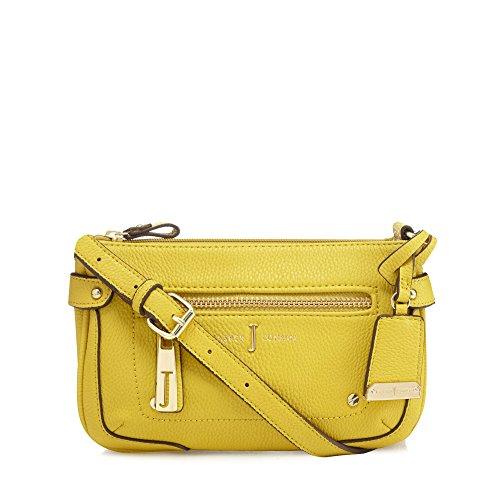 j-by-jasper-conran-lime-zip-detail-cross-body-bag