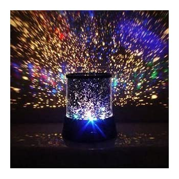 Innoo Tech Led Night Light Projector Lamp With Colorful