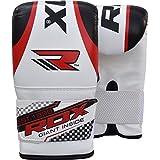 RDX BMR-1R - Guantes de boxeo para hombre, color rojo, talla única