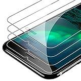 Syncwire Vetro Temperato [3-Pezzi] Compatibile con iPhone 8/7/6s/6, Pellicola Protettiva