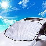 Car Sunshade Parabrezza Per Auto Parabrezza Magnetico Per Auto Parapolvere Impermeabile Copriscarpe Grande All-Weather