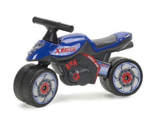 Falk - 401 - Vélo et Véhicule pour Enfant - Moto Xrider - Bleu