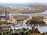 Lais Puzzle Stoccolma 100 Pezzi