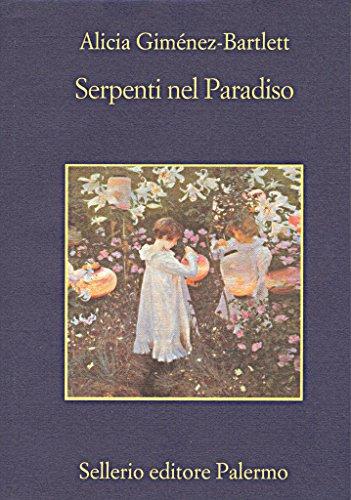 Serpenti nel paradiso (Le indagini di Petra Delicado Vol. 5)