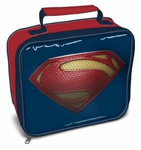 Spearmark Superman Man of Steel Lunch Bag