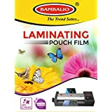 Bambalio LAM-425 Thermal Laminating Sheet Set - Pack of 300