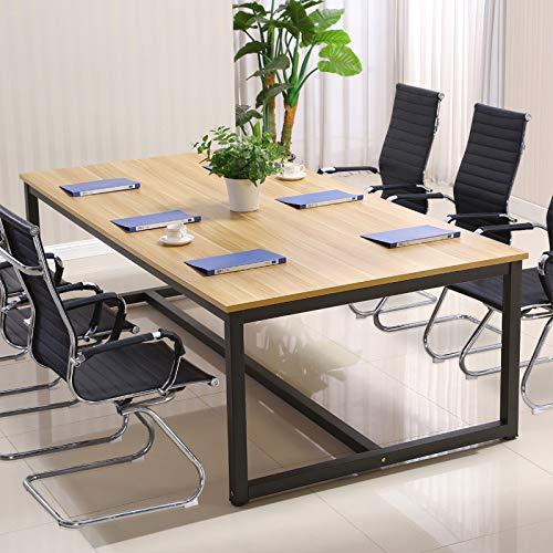 xinrongqu Einfache KonferenztischBüro LangeTischkombination Möbelanpassung 120 * 60 * 74cm A