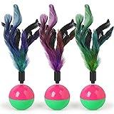 Set de 3 pièces - gobelet de Badminton gobelet de Badminton 5 / 5cm Couleur Plume gobelet