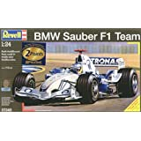 Revell 07245 Plastic Model Kit 1:24 BMW Sauber F1 Team