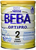 Beba Optipro 2 Folgemilch ohne Stärke - nach dem 6. Monat, 3er Pack (3 x 800 g)