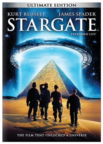 Stargate (Ultimate Extended Cut Edition) by Kurt Russell