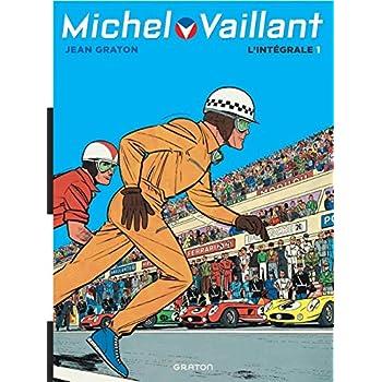 Michel Vaillant, L'Intégrale - tome 1 - Intégrale Michel Vaillant T1 nouvelle maquette