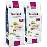 Alvito BasenZeit 2 kg Bio Müsli (2 x 1000 g) Buchweizen-Brei-Mischung - Das clevere Frühstück für einen vitalen Start in jeden Tag!