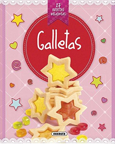 Galletas (Recetas deliciosas) por Susaeta Ediciones S  A