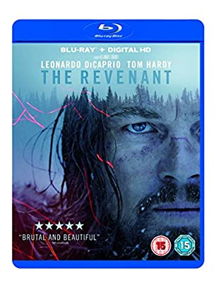 The Revenant [Blu-ray + Digital Copy + UV Copy] [2016]