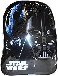 Star Wars d92595mc 40 cm infantil Darth Vader y estrella de la muerte mochila (tamaño grande)