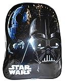 Star Wars d92595mc 40cm Kinder Darth Vader und Death Star Rucksack (groß)
