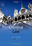 Criminal Law 9/e (Core Texts Series)