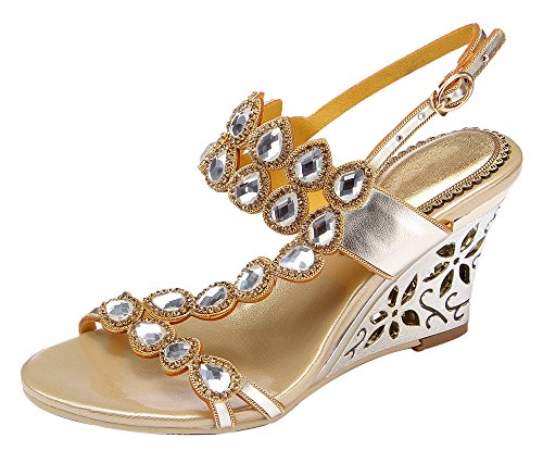 honeystore-womens-water-patterned-rhinestones-with-straps-wedge-sandals-gold-6-uk