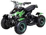 Mini Quad elettrico ATV Cobra 800 W, per bambini
