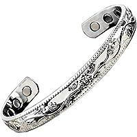 Damen Magnetisches Armband für Schmerzlinderung Kupfer Armband für Frauen Arthritis Karpaltunnelsyndrom Gemeinsame... preisvergleich bei billige-tabletten.eu