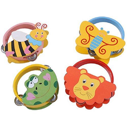 Seguryy – Jouet Musical – Tambourin pour bébé/ enfant
