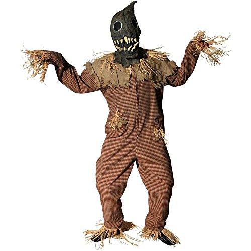 Ghoulish Kostüme (Deluxe Kostüm Scarecrow)