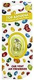 Jelly Belly 15457Top Banana Vent Membrana Ambientador