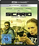 Sicario  (4K Ultra-HD) (+ Blu-ray)