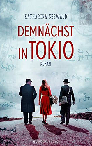 Katharina Seewald: Demnächst in Tokio (März 2017)