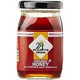24 Mantra Organic Wild Honey, 250g
