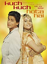 Kuch Kuch Hota Hai - Und ganz plötzlich ist es Liebe (Einzel-DVD) hier kaufen