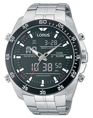Lorus Watches Sport - Reloj, de color negro de Lorus Watches