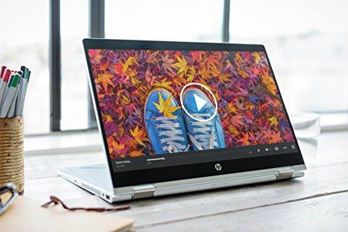 HP Pavilion x360 14-cd0050TX 2018 14-inch Laptop (8th Gen Intel Core i3-8130U/1TB/Windows 10 Home/Integrated Graphics), Natural Silver