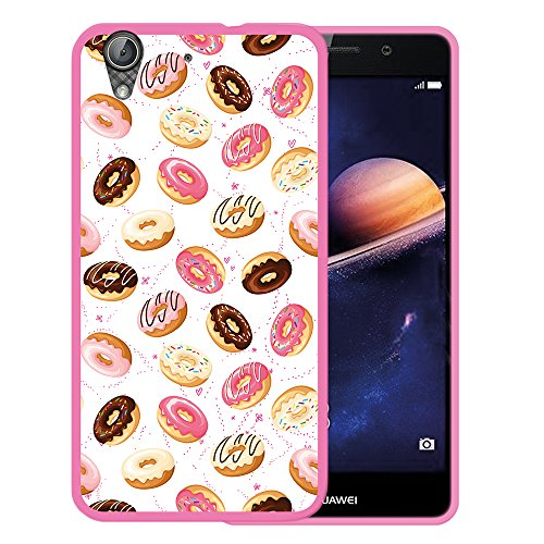 537bfb0844a Funda Huawei Y6 II - Huawei Honor 5A, WoowCase [ Huawei Y6 II - Huawei