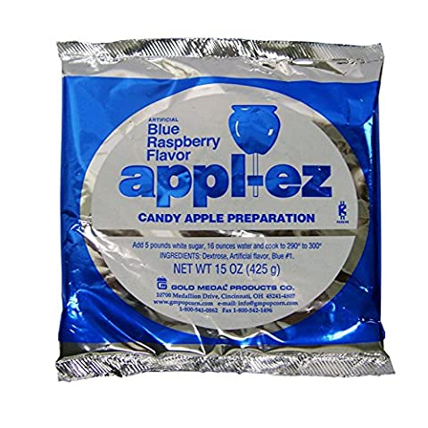 Candy Apple Mix Concentrate blue Raspberry - 15 oz (425)