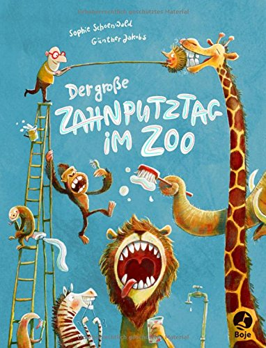 Der große Zahnputztag im Zoo