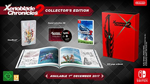 Xenoblade Chronicles 2 - Collector's Edition - [Nintendo Switch]