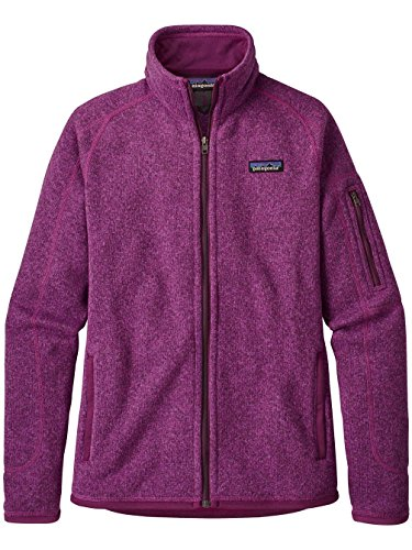 Patagonia W' S Better Giacca, Donna Ikat Purple