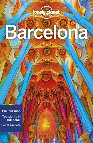 Barcelona - 11ed - Anglais par LONELY PLANET