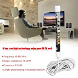 Best Tv Aerial Booster - TV D igital Aerial Connecting Wire HD Indoor Review