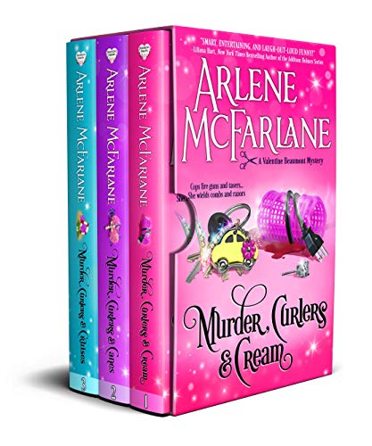 The Valentine Beaumont Mystery Series: Books 1-3 (Murder, Curlers & Cream / Murder, Curlers & Canes / Murder, Curlers & Cruises) (The Murder, Curlers Series) (English Edition)