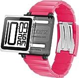 iWatchz Kube Solid,Armband für Apple ipod nano 6 ,pink,Nanoclipz